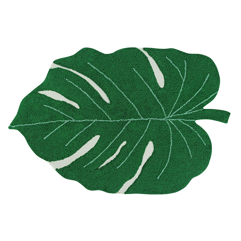 Monstera Leaf Halı