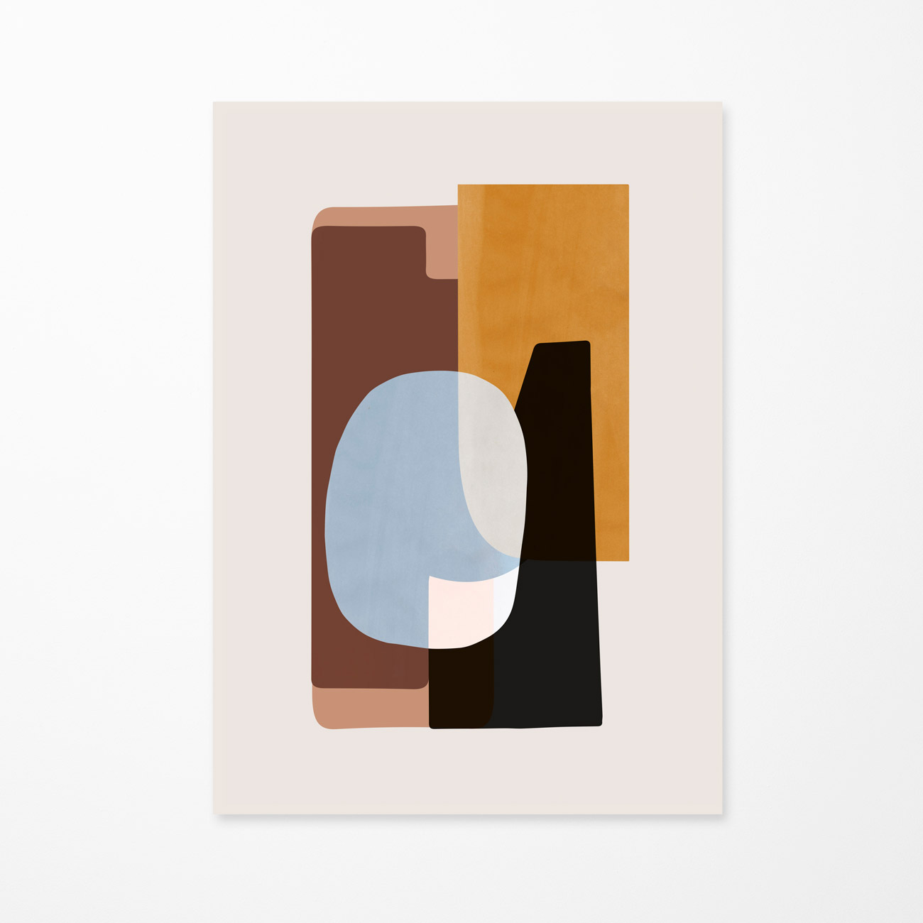 Abstraction Poster - 1